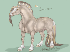 1817 NS Spork Ref by Carousel-Stables