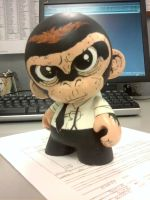 Office Monkey by 51n15732