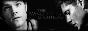 The Winchester brothers by MayaSPN