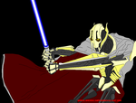 General Grievous by darth-biomech