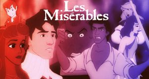 Les Miserables Disney Style by ADarkenedLandscape