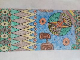 african art by 0me0