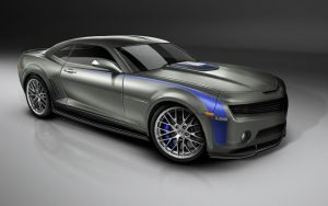 Hennessey Camaro LS9 by TheCarloos