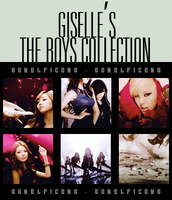 G's The Boys Collection by sonelf