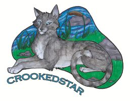 4. Crookedstar by CaptainMorwen