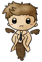 Mini Castiel by RingoYan