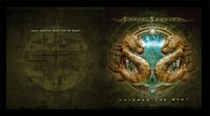 Cd Digipack cover artwork for Sonic Species Debut by mrpeculiar