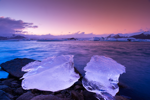 Jokulsarlon Lagoon by little-spacey