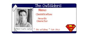 The Outsiders - Darrel by drawwithme15