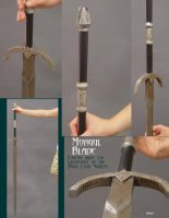 Morgul Blade- Sword 1 by InKibus