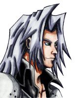 Sephiroth 2 by AxelFlame8