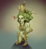 Mother Nature by Tahemus