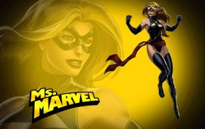 Ms Marvel - Avengers Alliance by Superman8193