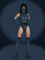 Kitana (Klassic) by Sticklove