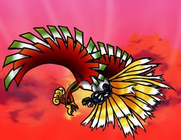+Ho-oh Rising with the Sun+ by Ho-ohLover