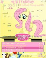 Fluttershy amp by shadesmaclean