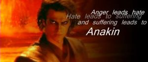 Anger leads to hate by 1shewolf1