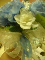 Maid of Honor Bouquet by DarkEternalShadows