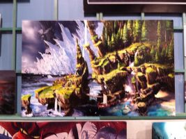 HTTYD painting 2 from the... by Phoenix-FireXIII