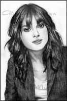 Keira Knightly by Alene