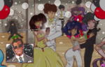 Big Night at Furinkan high noncover verison by blaqueOX