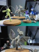 -WiP- Headless Horses edition by dustysculptures