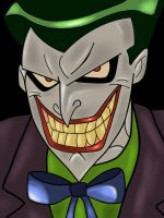 The Joker - The Animated Series 2 by Annashipway