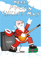 Merry Fuckin' Christmas by Dragonfly929