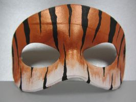 Tiger mask - version 2 by maskedzone