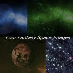 Fantasy Space Stock by MariaRaute2