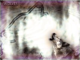 Wolves by Strawberryshit