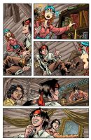 POTC Young Jack Sparrow pg 11 by RossHughes