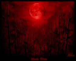 Bloody Moon by migtoons