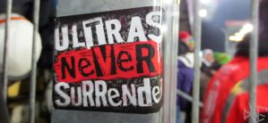Utras never surrender by mitdemadlerimherzen