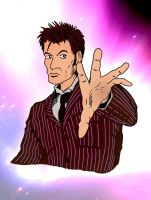 The Tenth Doctor by JIMeRsKI