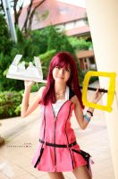 Kingdom Hearts, Kairi: Princess of Heart by cure-pain