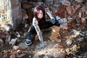 Battle Angel 3 by allison-rose