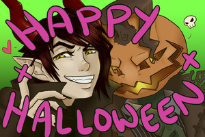 Happy Halloween 2014! by ShiroXIX