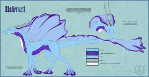 Ishvari Ref DRAWN BY Lonelyone by forgetSanity