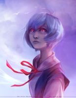 Ayanami- Purpose by frizz-bee