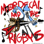 Mordecai and the Rigbys (2013) by the950