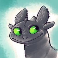 TINY TOOFY by Fluro-Knife