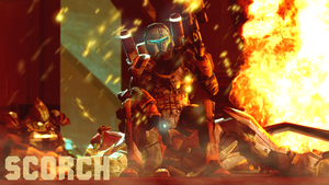 Scorch - Delta 62 by guywiththesuitcase