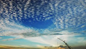 Under Construction Skies by adriano10
