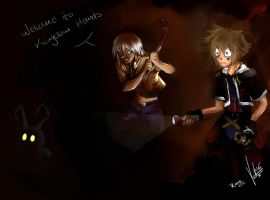 Welcome to Kingdom Hearts by jidane