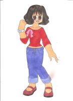 Crissy by animequeen20012003