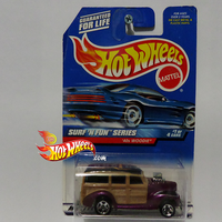 Hot Wheels 1999 SURF 'N FUN WOODIE by idhotwheels