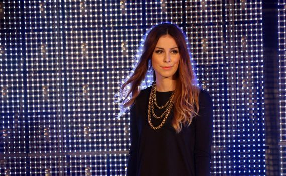 Lena Meyer Landrut lights by floppe