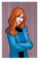 Beverly Crusher by DennisBudd