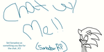 OMEGLE SONADOW RP CHAT by Sariaizza